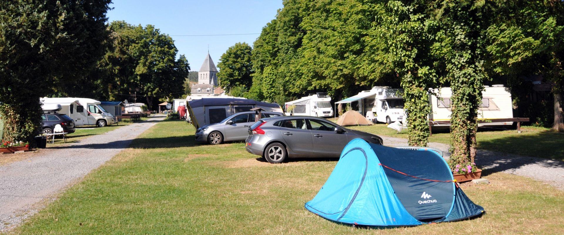 Notre Camping Un Cadre Parfait Domaine Des Grottes De Han